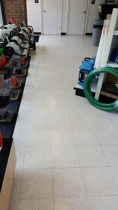 Commercial Floor Cleaning in Lawrenceville, GA