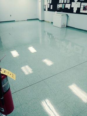 Before & After Commercial Floor Cleaning in Lawrenceville, GA (2)