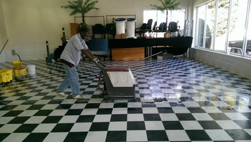 Janitorial Services by Cleaning Force Inc