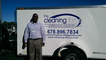 Cleaning Force Transportation Detail Team, GA
