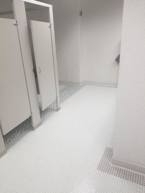 Rest Room Ceramic Floor Cleaning in Lawrenceville, GA (2)