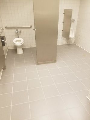 Rest Room Ceramic Floor Cleaning in Lawrenceville, GA (3)