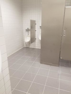 Rest Room Ceramic Floor Cleaning in Lawrenceville, GA (6)