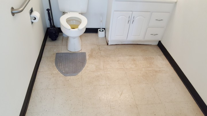Before Floor Janitorial Service